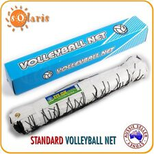Recreational Indoor & Outdoor Beach Volleyball Net Official Regulation Size