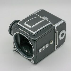 HASSELBLAD 500 C/M 500CM + A12 FILM MAGAZINE + ACUTE MATTE SCREEN