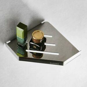 Bathroom Shelf Chrome Shower Shampoo Soap Shelves Basket 304 Stainless Steel