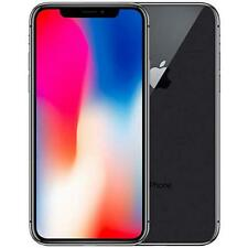 Apple iPhone X 64GB Space Gray - Factory GSM Unlocked AT&T/T-Mobile Smartphone