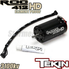 Tekin ROC412 HD Element Proof Sensored Brushless Crawler Motor, 3100KV TEKTT2631