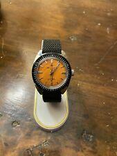 "Diver swiss watch ""Henry Sandoz & Fils"" 1970 vintage rare"