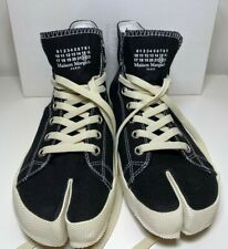 Maison  Margiela Canvas Tabi High Top Sneakers Size UK 8 EUR 42 For fit EUR 43