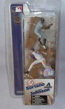 "ALFONSO SORIANO Yankees & RANDY JOHNSON (2 Pack)  McFARLANE  MLB 3"" inch Figures"