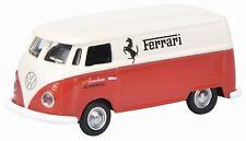 """VW T 1 Transporter """"Ferrari"""" 1:87 26288"""