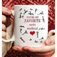 You're My Favorite Cardio Workout Coffee Mug,you're My Favorite Cardio Workout