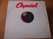 "GEORGE CLINTON Nubian Nut Promo VINYL 12"" Single 1983 Funk Soul FUNKADELIC"