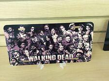 The Walking Dead Original Cast Vanity Novelty license plate