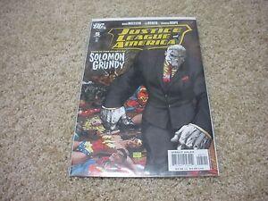 Justice League of America #5 (2006 Series) DC Comics NM/MT