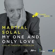 Martial Solal - My One And Only Love - European Jazz Legends Vol. 15 (NEW CD)