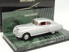 Minichamps 1/43 - Bentley R Tipo Continental Argento