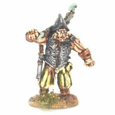 Conquistador Ogre with Anchor Warhammer Fantasy Armies 28mm Unpainted Wargames