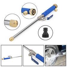 New listing High Pressure Power Washer Water Spray Gun Nozzle Wand Attachment Garden Hose