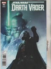 Marvel Comics Star Wars Darth Vader #1 August 2017 1st Print NM