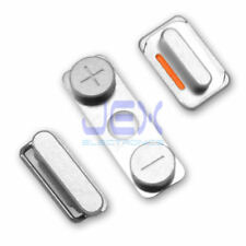 Button Set For iPhone 4S or 4 CDMA Volume Silent/Mute Switch Power on/off