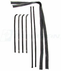 NEW Weatherstripping Beltline Molding Kit / FOR 1964-66 CHEVROLET C10 C20 C30
