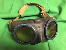Vintage WWII German Aviation Goggles