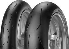 Pneumatici Moto Pirelli Diablo Supercorsa BSB Nuovi Coppia Gomme 120 + 180