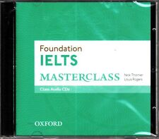 Oxford University Press FOUNDATION IELTS MASTERCLASS Class Audio CDs @NEW 2015@