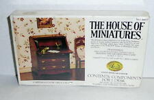 The House Of Miniatures Chippendale Desk Small Doll Furniture *Misb 1977