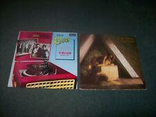 Job lot 7 pop rock Lps Small Faces, Fleetwood Mac, Kate Bush, Rod Stewart, 10cc