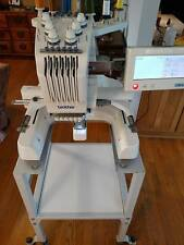 Brother PR-620, 6/Six Needle Embroidery Machine, Serviced and Ready to Use!
