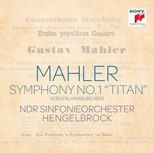 Hengelbrock Thomas, - Mahler: Sinfonie NR. 1 Titan [New CD] Ge