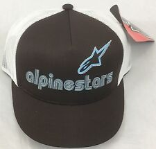 Alpine Star Article 4W Roller RI. TR. Hat 621815 Brown One Size