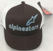 Alpinestars Alpine Star Article 4W Roller RI. TR. Hat 621815 Brown One Size
