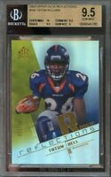 2004 upper deck reflections #160 TATUM BELL rookie BGS 9.5 (10 9.5 9.5 9)