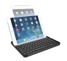 Kensington Black KeyCover Hard Shell Bluetooth Keyboard for iPad Air K97007US