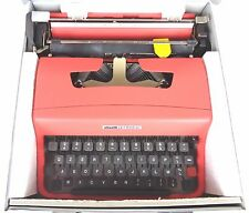 olivetti lettera 62 macchina da scrivere, nuova con scatola