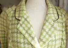 Unbranded Houndstooth Wool Coats, Jackets & Waistcoats for Women