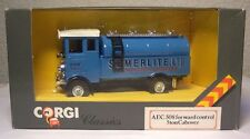 Corgi  AEC 508 5 tons FWD Cabover Somerlite  N/B (#a1)