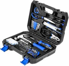 PROSTORMER 49 Piece General Household DIY Hand Tool Kit Home Repair Tool Set