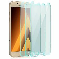 3x Display Schutz Glas Samsung Galaxy A5 2017 Schutzfolie Displayglasr Glasfolie