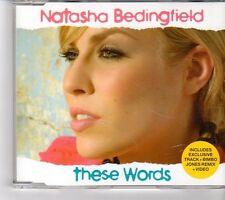 (FK574) Natasha Bedingfield, These Words - 2004 CD