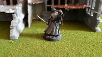 Plastic Gandalf - Lord of the Rings / Hobbit / Warhammer / Slight Damage