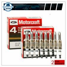 8pcs Platinum Spark Plugs Sp 515 Fits For Ford F150 54l Pzh14f Motorcraft Sp546