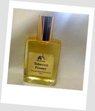 TOBACCO FLOWER Perfume Oil by Sukran ~15ml~