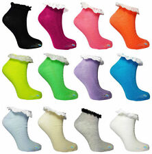 Polyamide Ankle-High Machine Washable Socks for Women