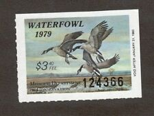 MO1 - Missouri First Of State Duck Stamp. MNH. OG.