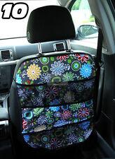 Autositztasche  Rückenlehnenschutz Sitzschoner Auto Organizer (10 )