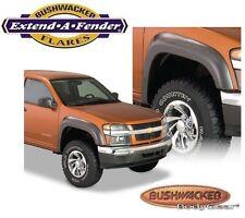 Bushwacker 41029-02 Pair-Front Extend-A-Fender Flares for 04-12 Colorado/Canyon