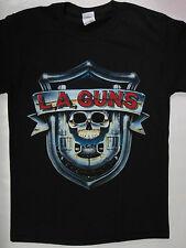 LA Guns  - No Mercy Tour '88  T-shirt  (S-XXL)