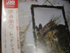 LED ZEPPELIN IV JAPAN Replica ORIGINAL 2003 GATEFOLD JACKET LIMITED OBI in a CD