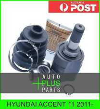 Fits HYUNDAI ACCENT 11 2011- - INNER CV JOINT LEFT 22X41X25