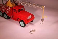Corgi 1121 Chipperfields Crane - Hook (Reproduction)