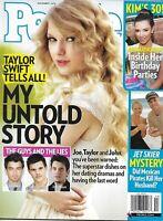 People Magazine Taylor Swift Kim Kardashian Jet Skier Mystery Pageant Dads 2010