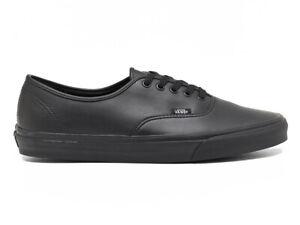 Vans Authentic Classic Tumble Mono Black